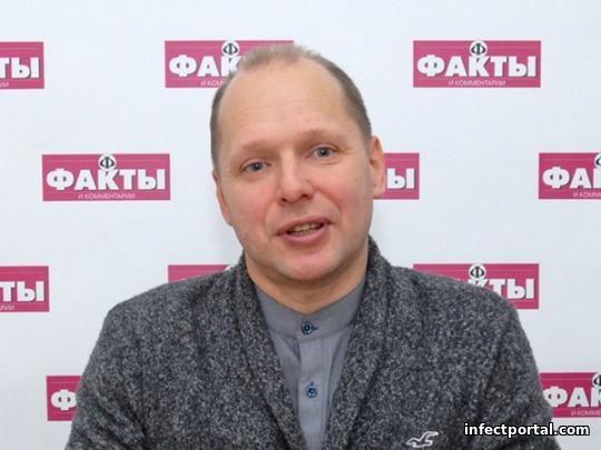 Гепатолог Виталий Янченко